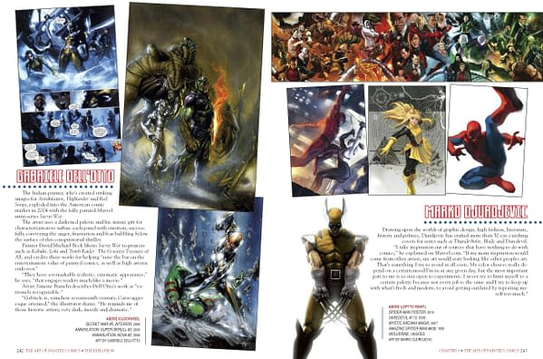 The Art Of Painted Comics From Dynamite – From Adams To Vess…