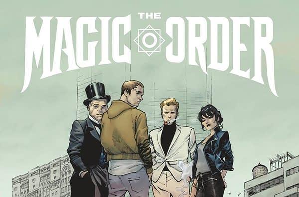 Confirmed: Image Comics Will Publish All the Millarworld Netflix Comics Too