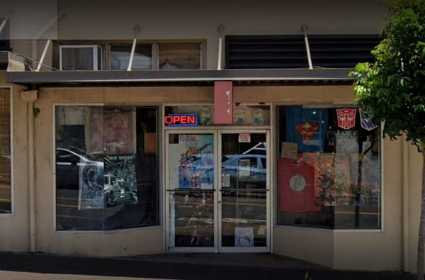 Collector Maniacs, Comic Book Store in Honolulu, To Close
