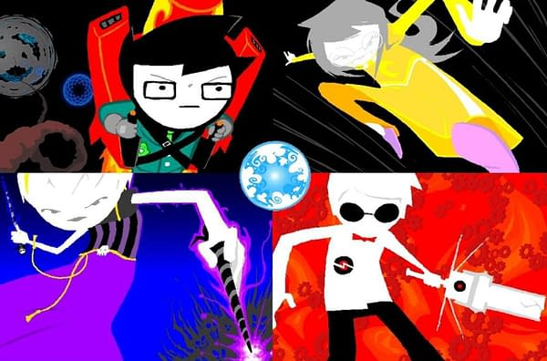 Homestuck: Unofficial Collection is Free Offline Browser Experience