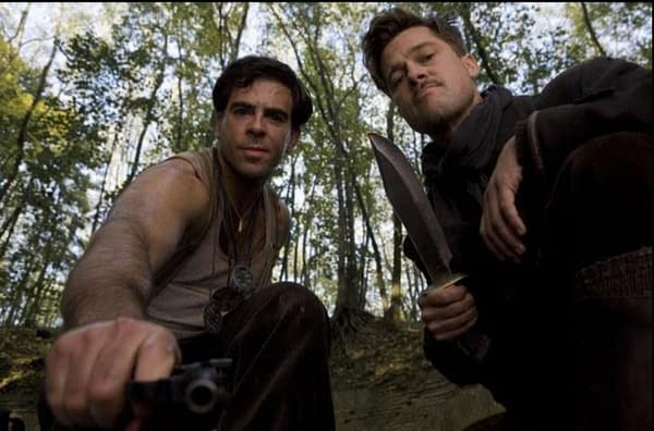 Inglourious Basterds: Simon Pegg Regrets Passing Up Role