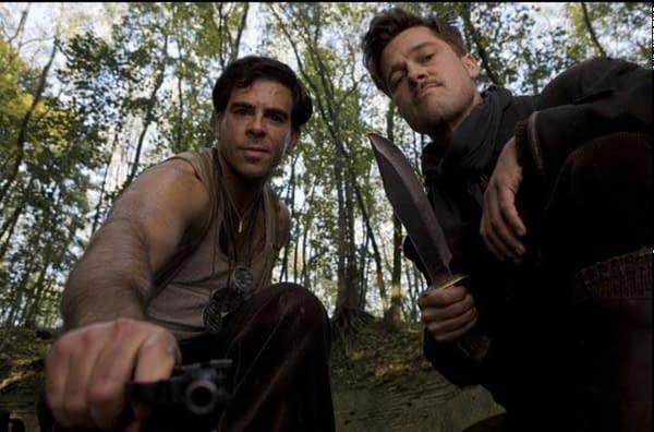 Inglourious Basterds: Simon Pegg regrette d'avoir perdu son rôle