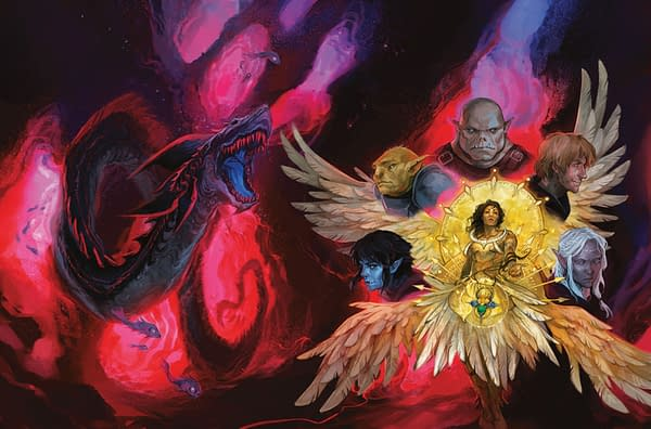 An expanded look at the full cover art, courtesy of Wizards of the Coast.