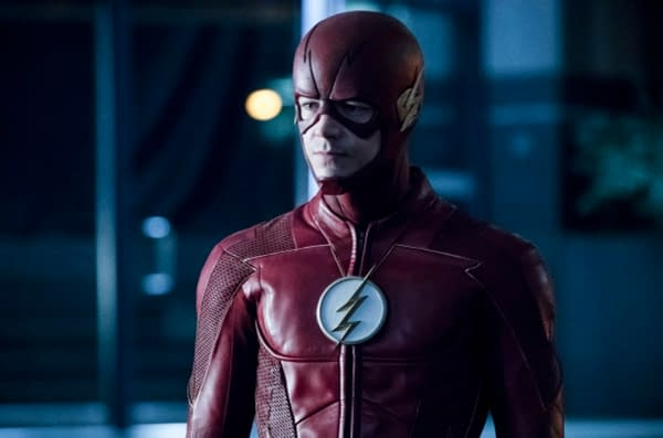 Flash Season 4: 13 New Images from the Episode 'Think Fast'