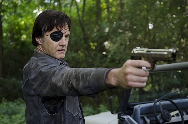 The Walking Dead's David Morrissey Signs on to Good Omens
