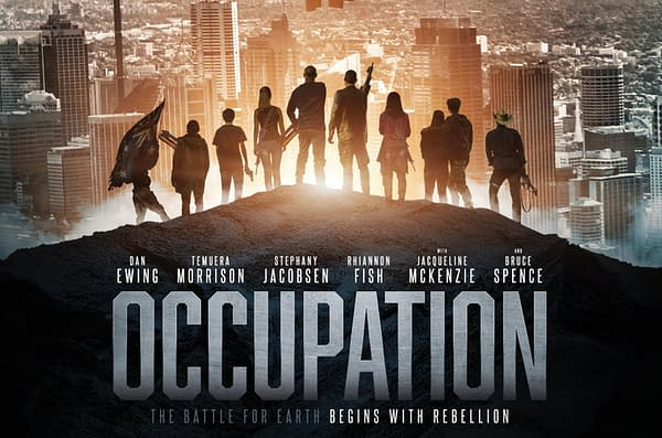 Castle Talk: 'Occupation' Is an Australian 'Red Dawn' with Alien Invaders