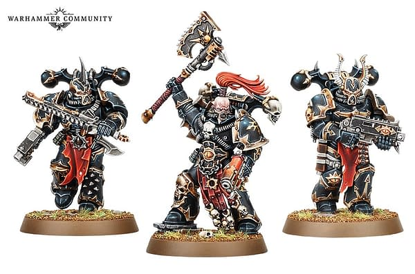 Games Workshop Teases New Chaos in 'Shadowspear' Pre-Release