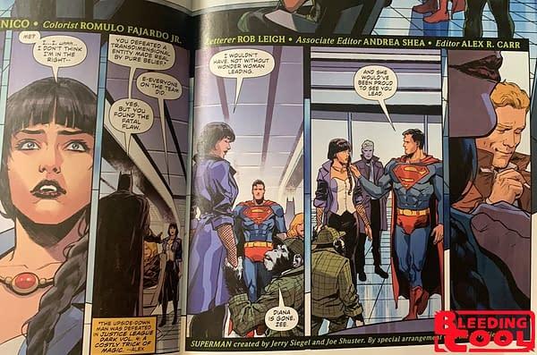 Zatanna - The New Leader Of Justice League Dark