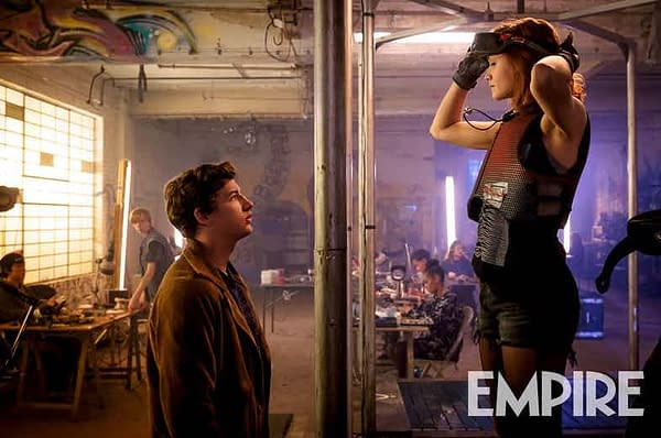 Ready Player One: First Look At Olivia Cooke As Art3mis