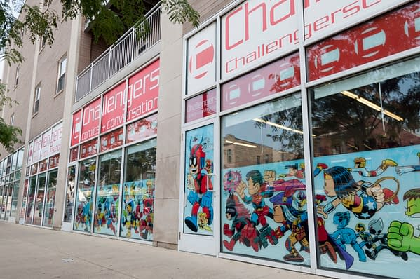 The Comic Shop Down $21,000 In Marvel Comics Sales Alone For 2017