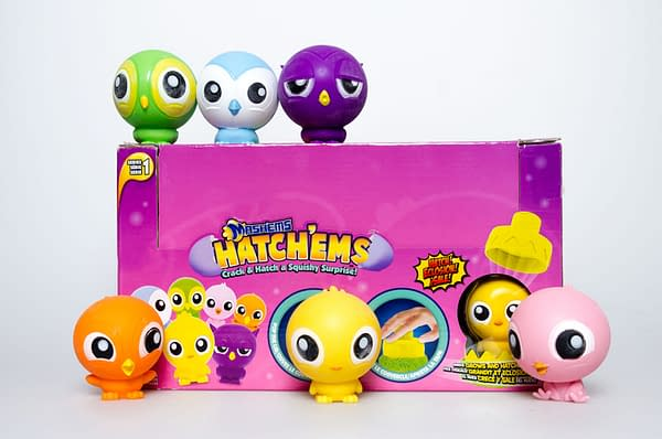 Mash 'Ems and Hatch 'Ems Invade Shelves Just in Time for Easter
