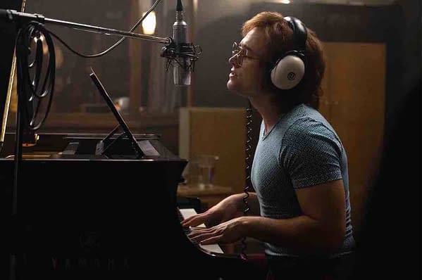 Here Are 3 New Images of Taron Egerton as Elton John from 'Rocketman'