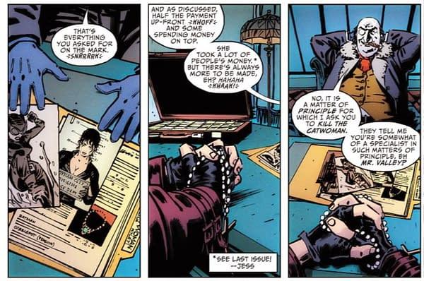 James Tynion Vs Tom King Over Batman/Catwoman? (Batman #101 Spoilers)