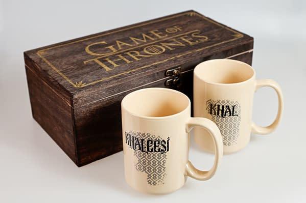 Game of Throne Mug Set 1
