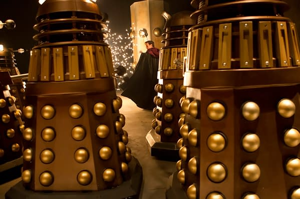 So What About The Daleks Returning Then? (Doctor Who Spoilers)