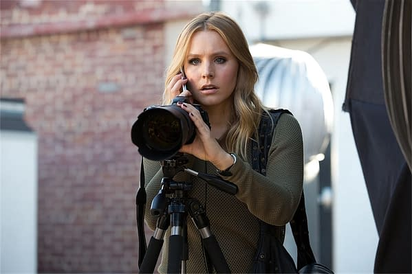 "Kristen Bell on Return of Veronica Mars: ""It's Gonna be a Much Darker World"""