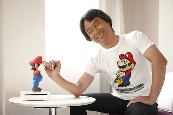 Want To Know How Miyamoto Hires People At Nintendo?