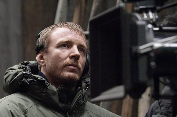 After 'Aladdin'- Guy Ritchie Returns to His Roots With 'Toff Guys'