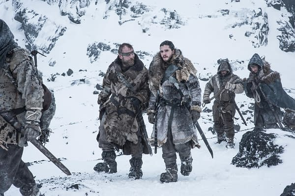"Let's Talk About Game Of Thrones s7e6, ""Beyond The Wall"""