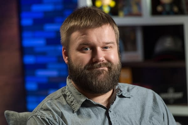 robert kirkman secret history comics