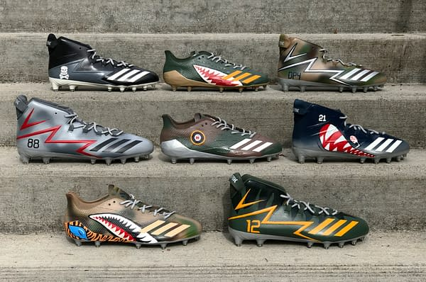 Call Of Duty And adidas Have Put Together A Custom Seeding Pack For Veterans Day