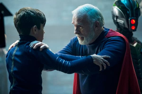 Krypton Season 1: Things You Might've Missed in the Pilot