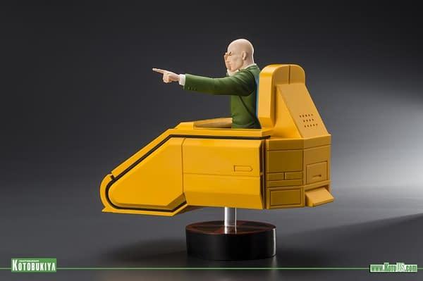 Kotobukiya X Men 92 Professor X Statue 4
