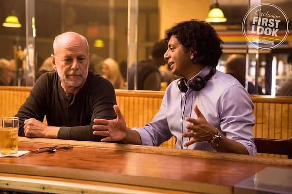 'Glass': M. Night Shyamalan Releases First Images from Unbreakable/Split Sequel