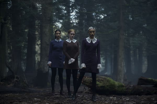 Chilling Adventures of Sabrina Trailer:  Half-Witch, Half-Human, All Sorts of Trouble