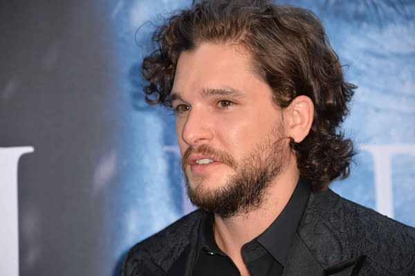 Goodbye, Jon Snow: Kit Harington has Shaved his Beard Off
