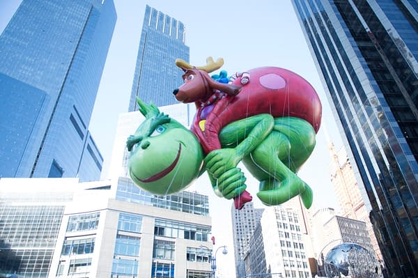 Bleeding Cool's Macy's Thanksgiving Day Parade Balloon/Float Guide: Goku, Grinch, Toothless, and More!