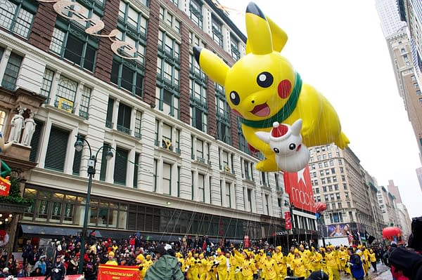 Float This! Bleeding Cool's Macy's Thanksgiving Day Parade Live-Blog!