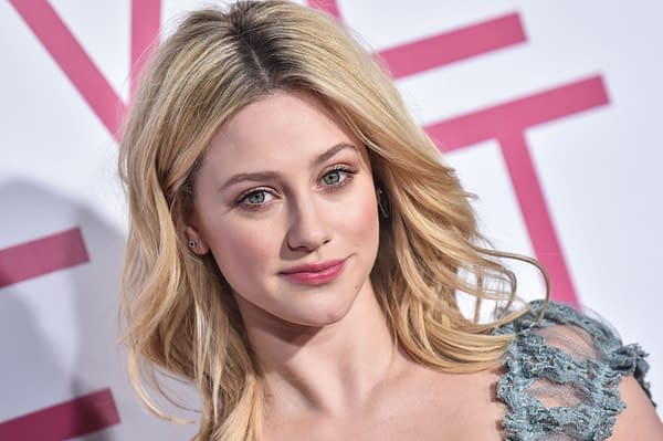 Lili Reinhart arrives for the 'Five Feet Apart' Los Angeles Premiere on March 07, 2019 in Westwood, CA. Editorial credit: DFree / Shutterstock.com