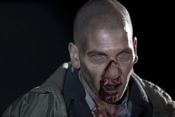 Jon Bernthal as Shane in The Walking Dead (Image: AMC)