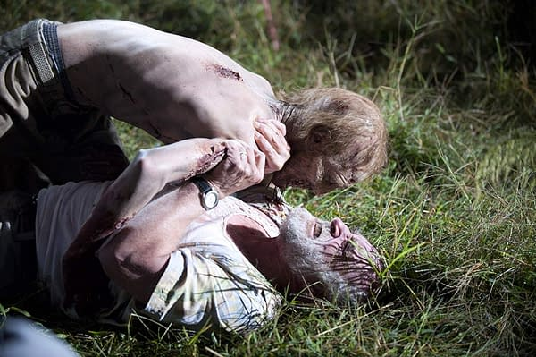 A look at Dale from The Walking Dead (Image: AMC Networks)