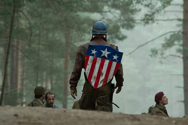 Captain America's Shield at Auction