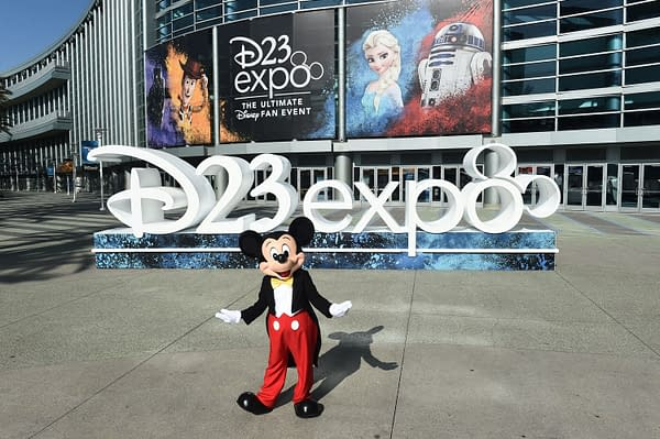 Disney Moves the D23 Expo from 2021 to 2022