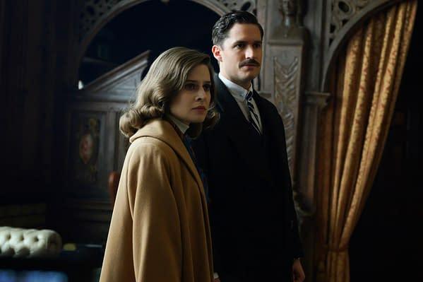 Pennyworth Season 1 Episode 107: Julie Christie