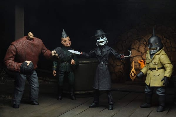 NECA Surprise Reveals New Puppet Master Ultimate Figure Two Packs