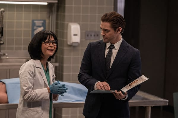 Prodigal Son: Catherine Zeta-Jones Checks In From Set; S02E05 Preview