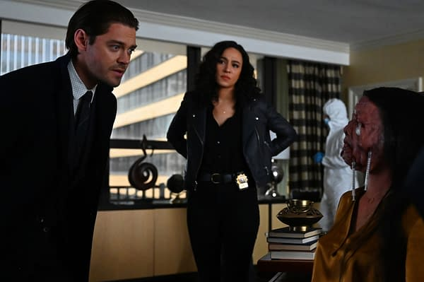 Prodigal Son S02E07 Preview: Dr. Capshaw Will See You Now, Martin
