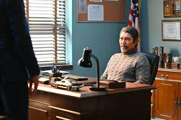 Prodigal Son: Sheen Plays Six Degrees of Zeta-Jones; S02E08 Preview