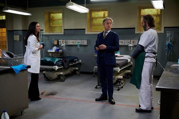Prodigal Son S02E08 Preview: Martin's Move; Hoxley/Gil Team Up & More