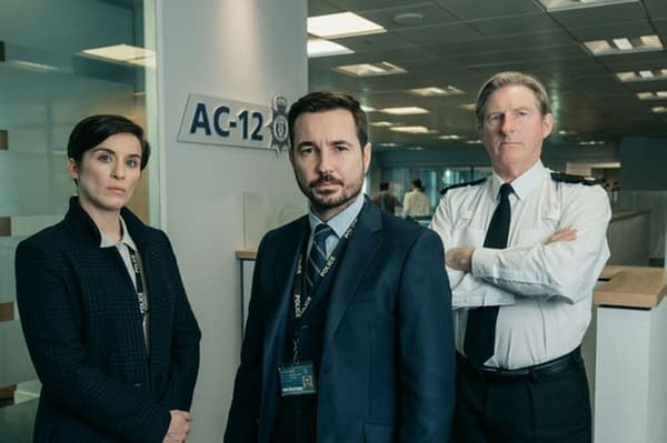 Jed Mercurio Vs Peter Bailey Over Line Of Duty And Being A Loser
