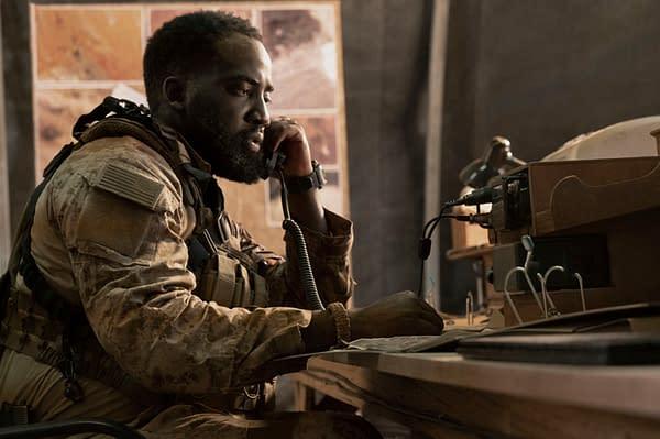 Invasion Set for October; Apple TV+ Sci-Fi Drama Shares Teaser, Images