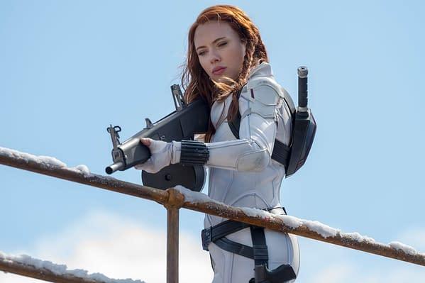 Scarlett Johansson Sues Disney Over Black Widow's Hybrid Release