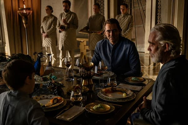 Lee Pace Explains Apple Tv +'s Foundation's Brother Day & More