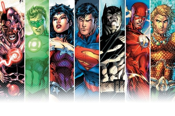 Dc Teases Animated Justice League War