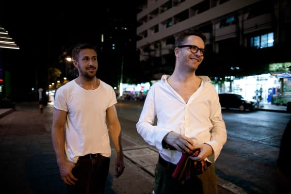 Only God Forgives Nicolas Winding Refn