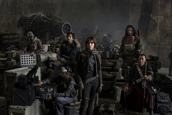 The Star Wars: Rogue One Internet Theory – Who Is Diego Luna Playing